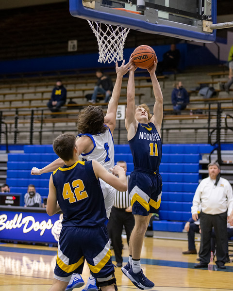 Columbus North defeats Mooresville 65 -56 on January 15, 2021. Photo by Tony Vasquez for Indy Sports Daily.