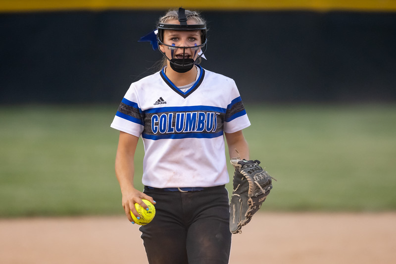Columbus North defeated Shelbyville in the opening round of Class 4A sectionals 4-2. Photo by Tony Vasquez for Indy Sports Daily.
