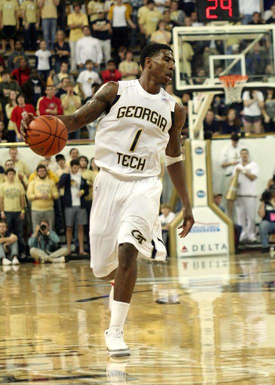 2010-11 Georgia Tech Basketball