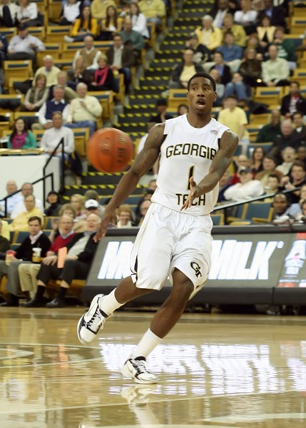 Wake Forest @ GT Basketball 01-19-2011