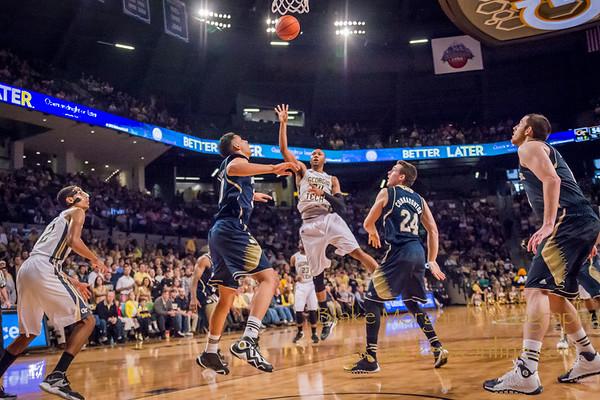 2013-14 Georgia Tech Basketball