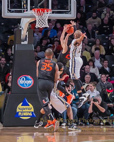 2014-15  GT Men's Basketball