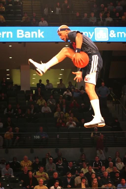 UNC @ GT Basketball