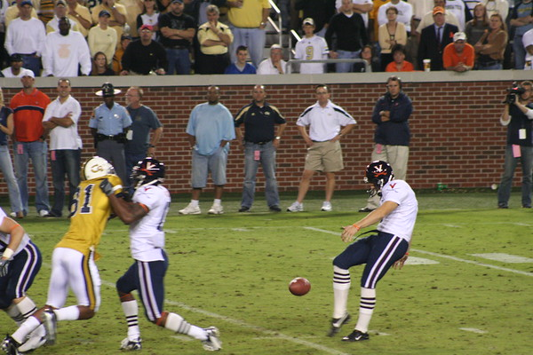2006 Throwback Thursday vs Virginia