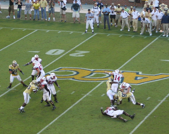 2007 Army at Georgia Tech