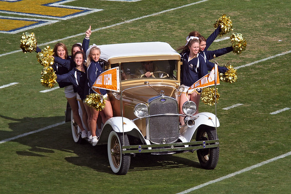 2007 North Carolina at Georgia Tech