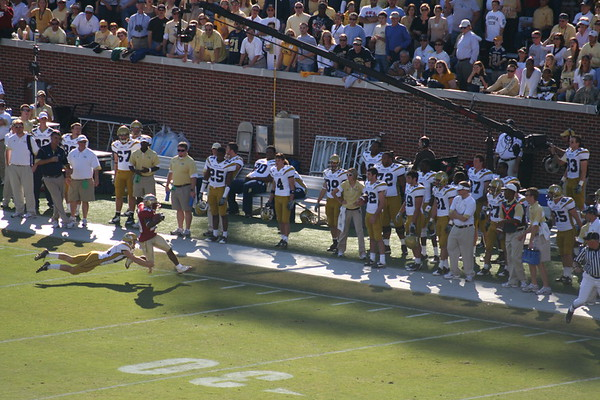 2008 FSU at Georgia Tech