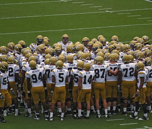 2008 Gardner Webb at Georgia Tech