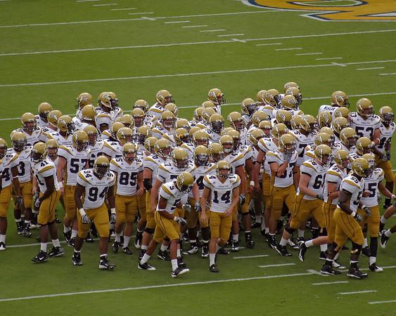 2008 Virginia at Georgia Tech