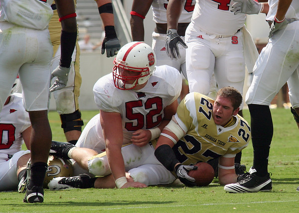 2010 NCST @ GT (Lost 28-45)