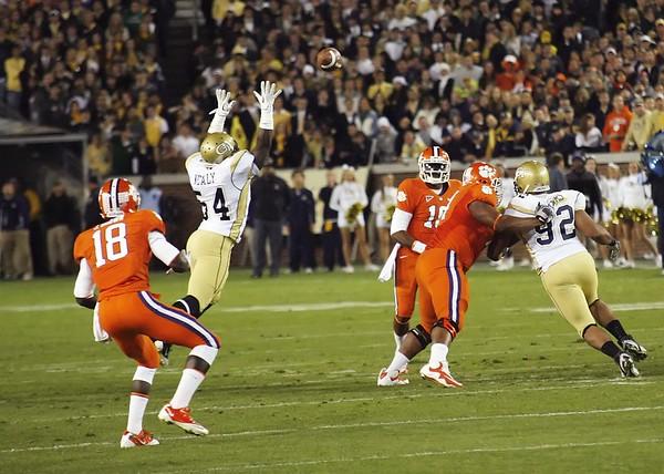 #5 Clemson @ GT- Football 2011