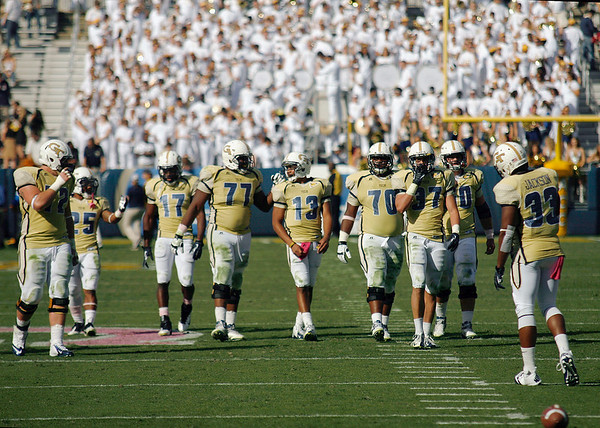 Boston College @ GT Football