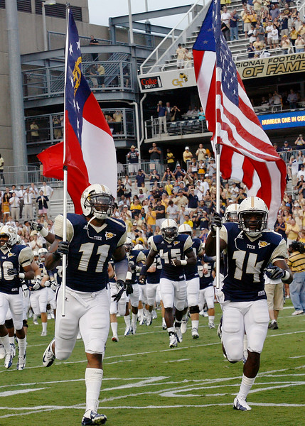 2012 Georgia Tech Football  (7-7, 5-3)