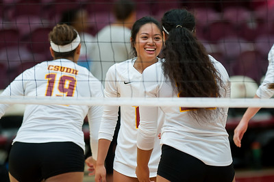 CSUDH Volleyball vs. Montana State University