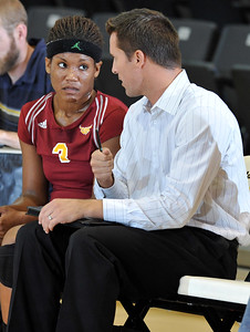 NCAA Womens Volleyball: Cal State Dominguez Hills at Cal State L.A.
