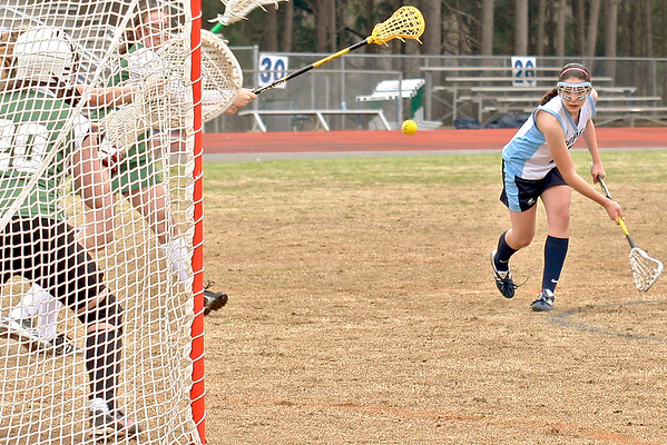 2009 Lax - Blessed Trinity  @ Pope