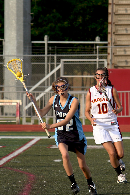 2009 Playoff Lax Pope at Lassiter