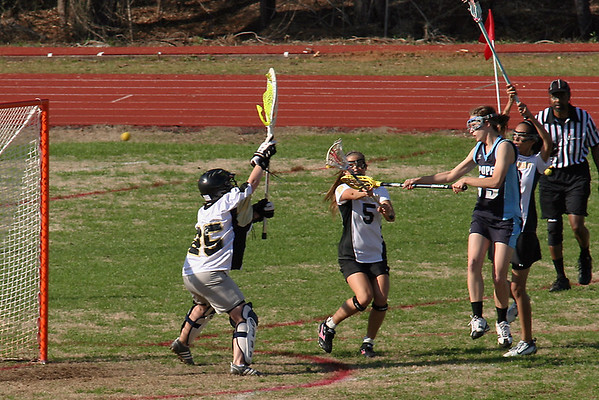 2009 Pope @ Sprayberry Lax