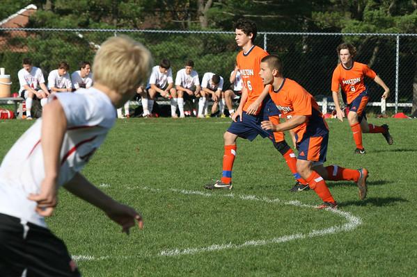 Milton Soccer 2012