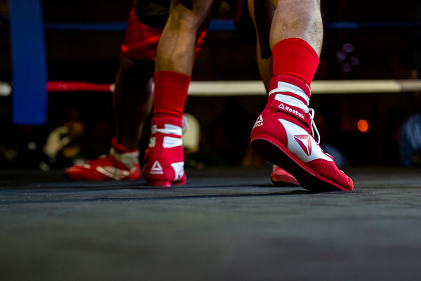 Chin Chek Promontions presents Super Brawl MMXIX at the Tyndall Armory in Indianapolis, Indiana. Photo by Tony Vasquez.