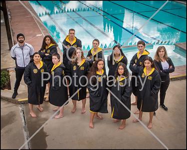 Antioch Swim Team 2018