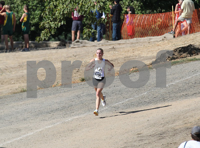 Clovis Invitational, Division 3 Girls, 10/10/09