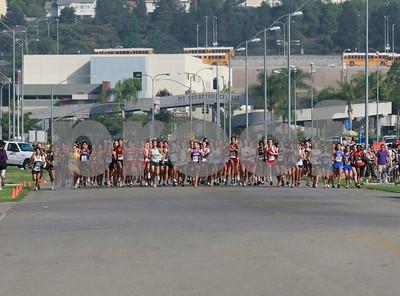 Fastback Shootout, Soph Girls Heat 2 9/12/09