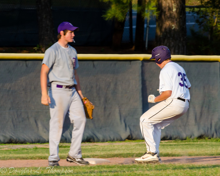 2012-09-23 CHS Baseball Fall Ball 1
