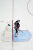 Carolina Hurricanes 1 {Cam Ward (Shot through netting) }