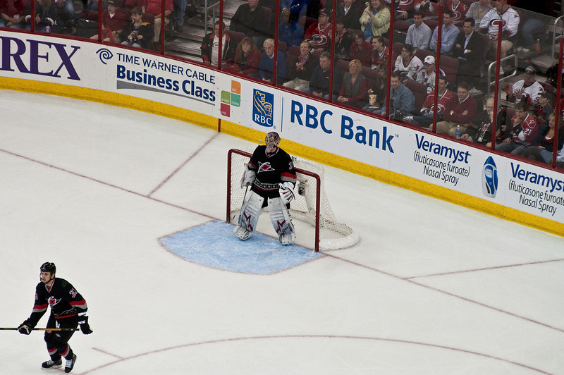 Carolina Hurricanes 6 {Cam Ward}
