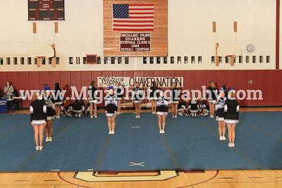 ECIC Cheerleading Competition 2013