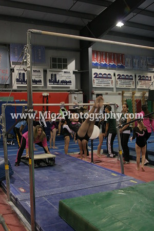 2012 Gymnastics New York State Level 5 Championships