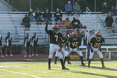 Jackson High Football / Marching Band