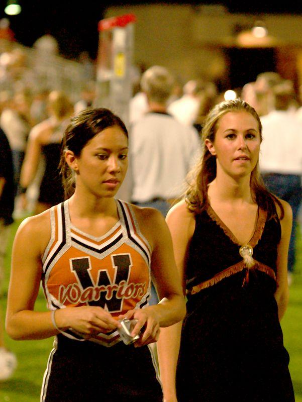 Jessica and Sara.