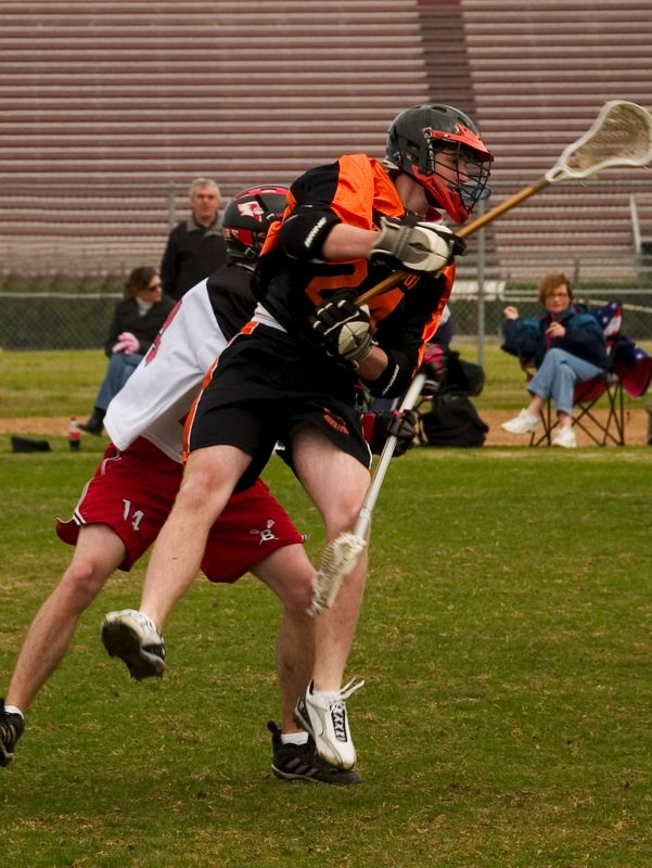 "Ryan Horton, midfield,  ""Airborne""."