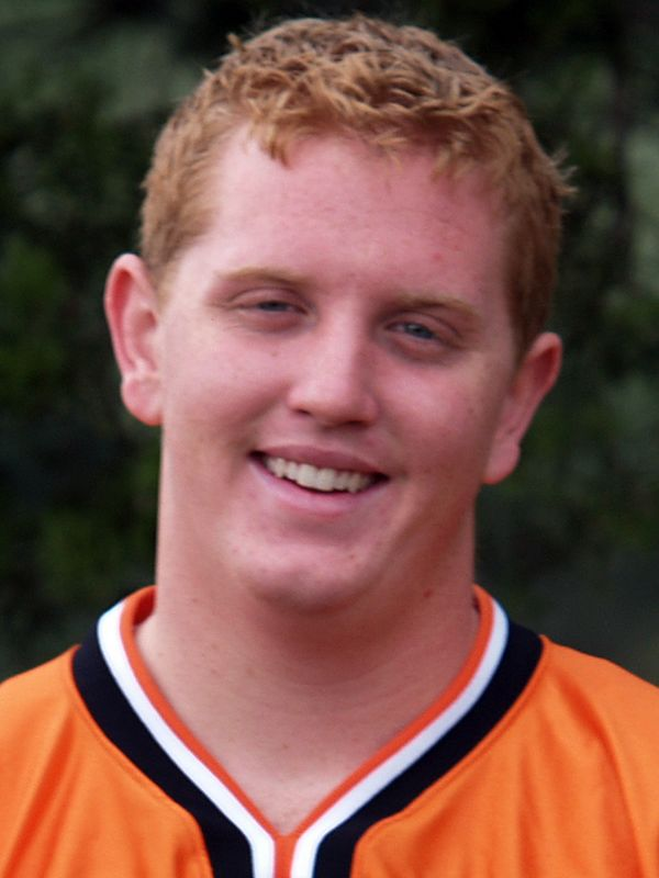 Michael Becherer, Senior, Varsity Defense (Captain)