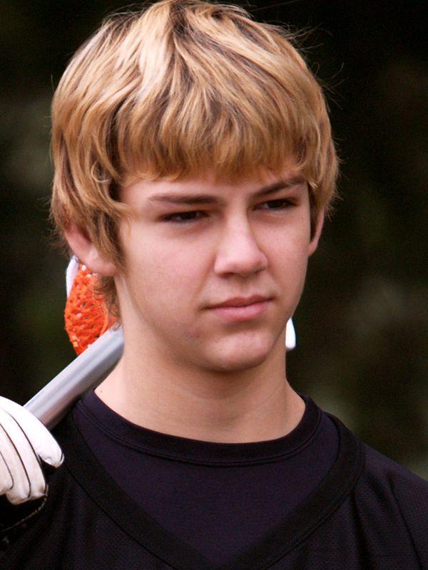 Andrew Hollington, Freshman, Midfield