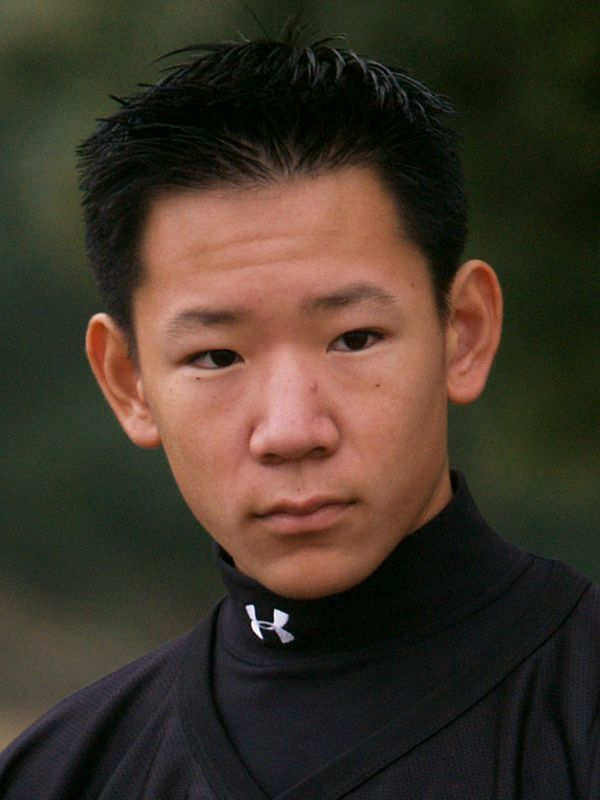 Hoichan (Spike) Kwon, Sophomore, Attack