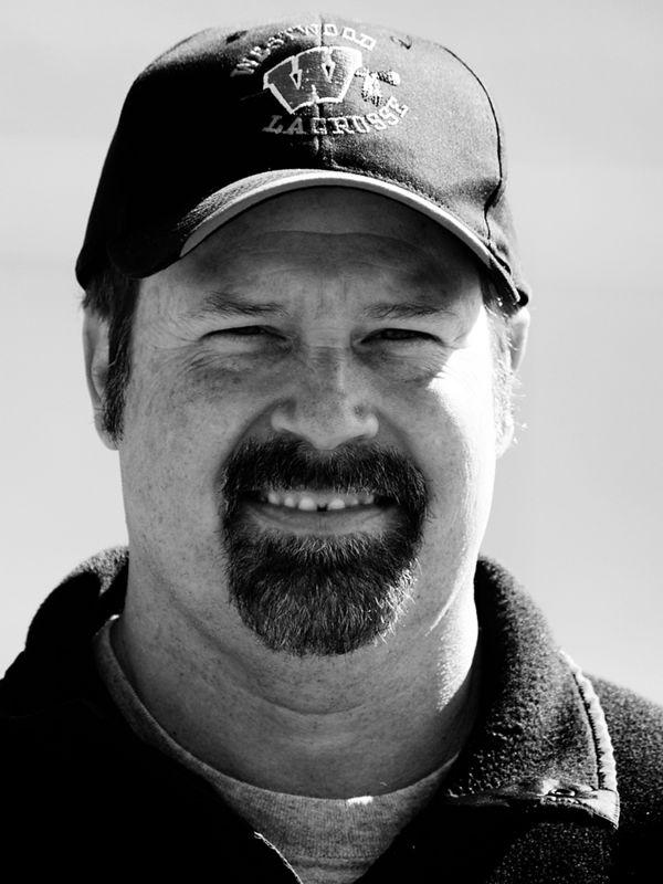Westwood High School Varsity Assistant Coach Steve Scanlon