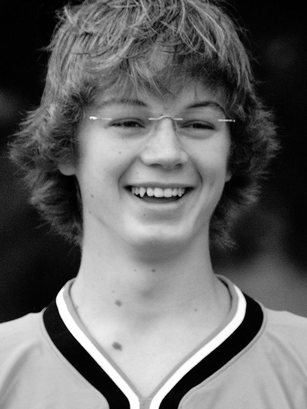 Brendan Murphy, Junior, Varsity Midfield (Captain)