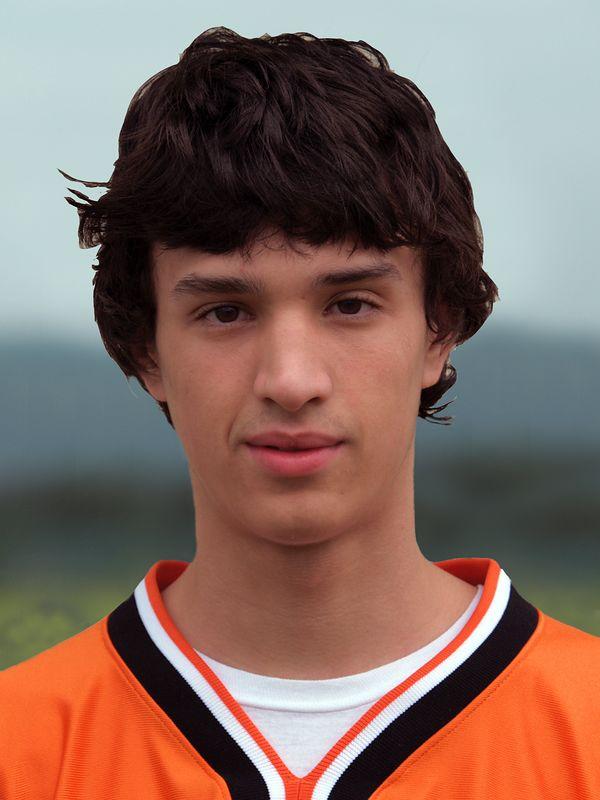 Troy Cameron, Junior, Varsity Midfield