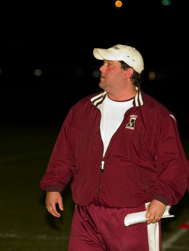 Andy Garrigan, Head Coach, Austin High School Varsity Lacrosse.
