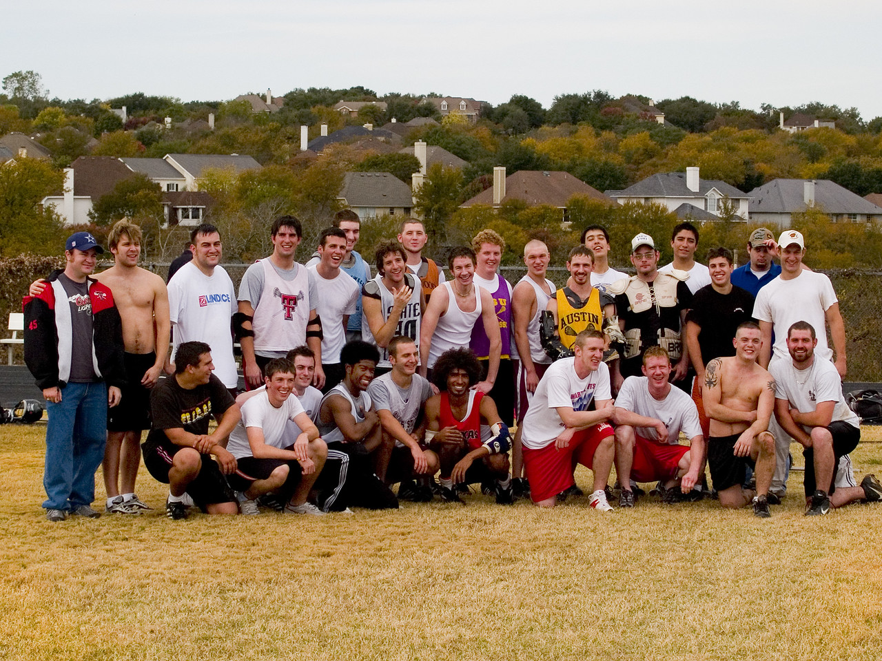 Westwood High School Lacrosse Alumni, 26 November 2005 (need an alum to send me names).