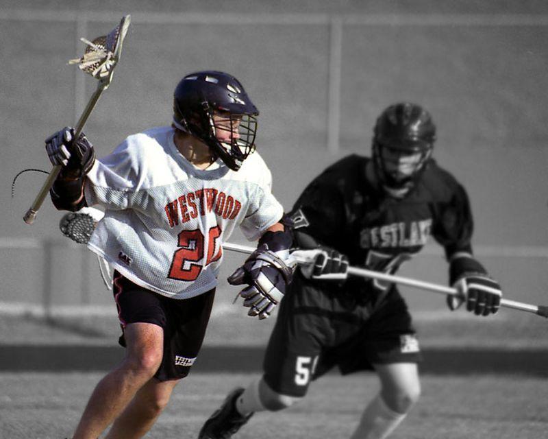 Brendan Murphy, Lacrosse, Westwood JV 2003-2004 Season.