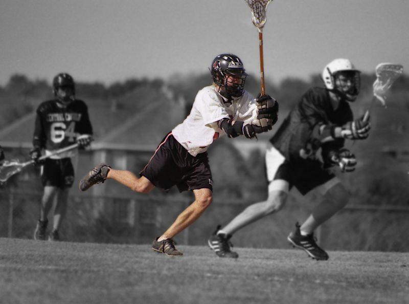 Ty Bennett, Lacrosse, Westwood JV 2003-2004 Season.