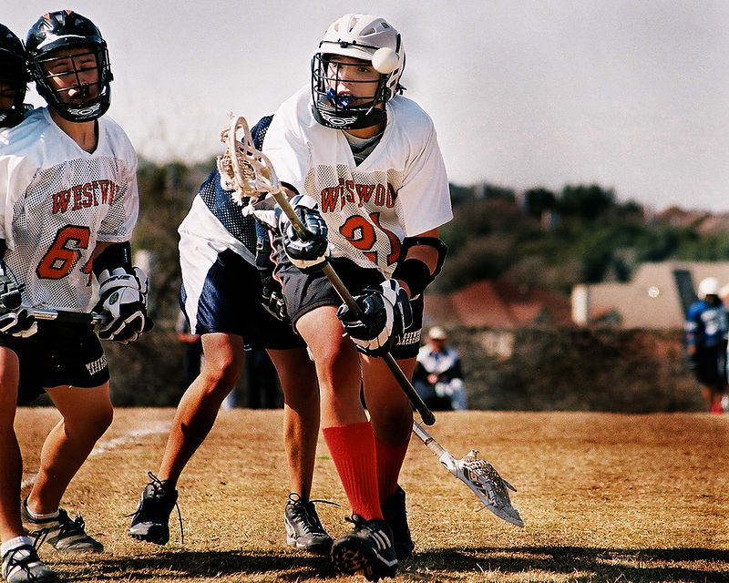 Ian Spain, Lacrosse, Westwood JV 2003-2004 Season.