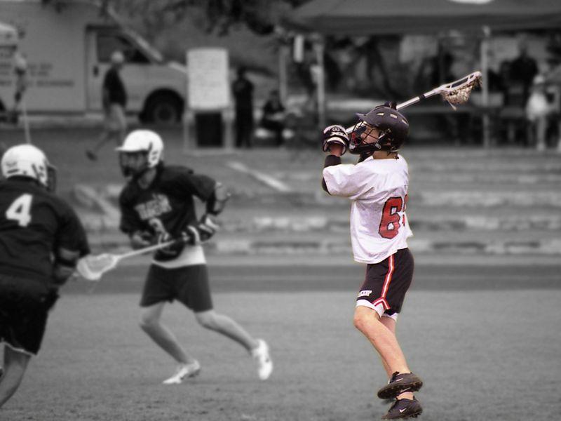 Glen Powell, Lacrosse, Westwood JV 2003-2004 Season.