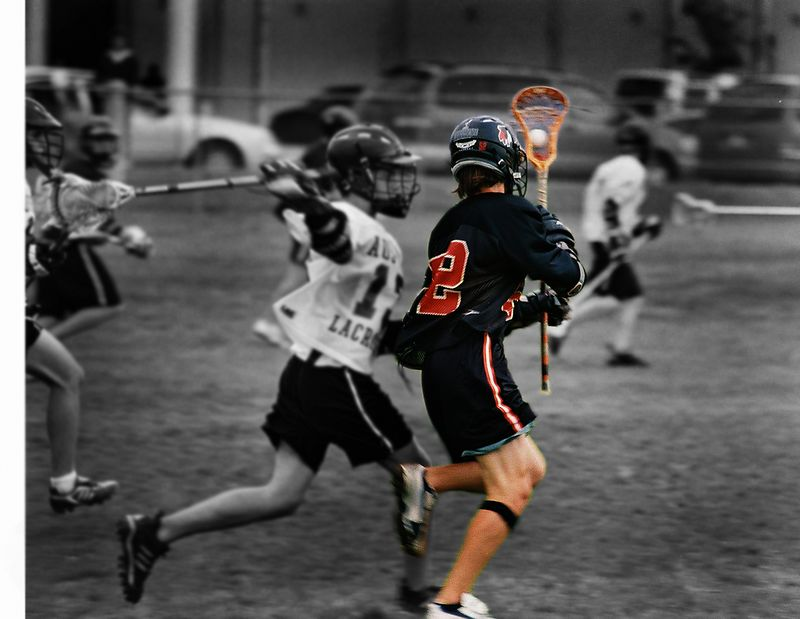 Sam Garrison, Lacrosse, Westwood JV 2003-2004 Season.