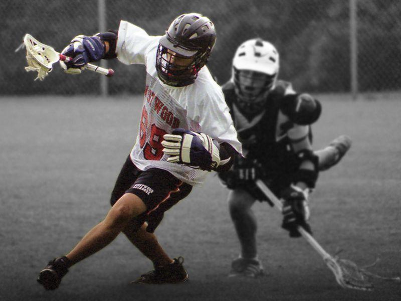 Joseph Nguyen, Lacrosse, Westwood JV 2003-2004 Season.