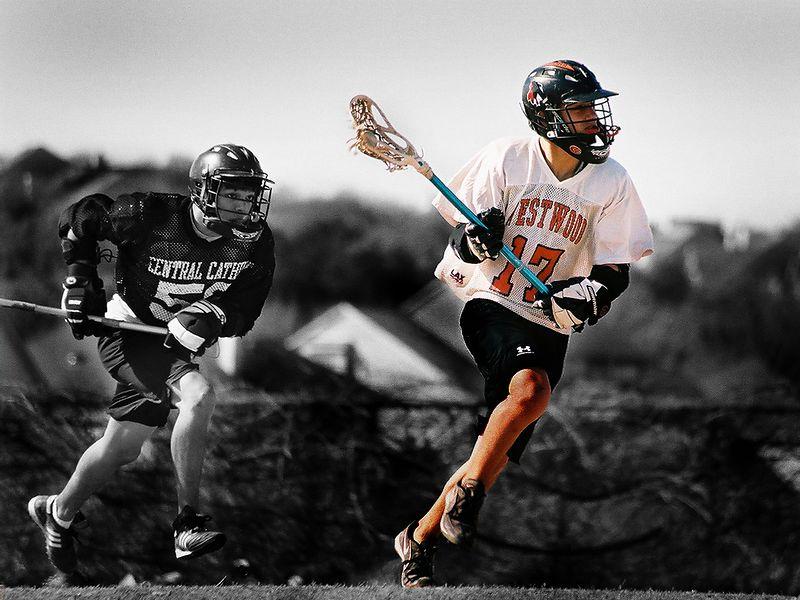 David Gautier, Lacrosse, Westwood JV 2003-2004 Season.
